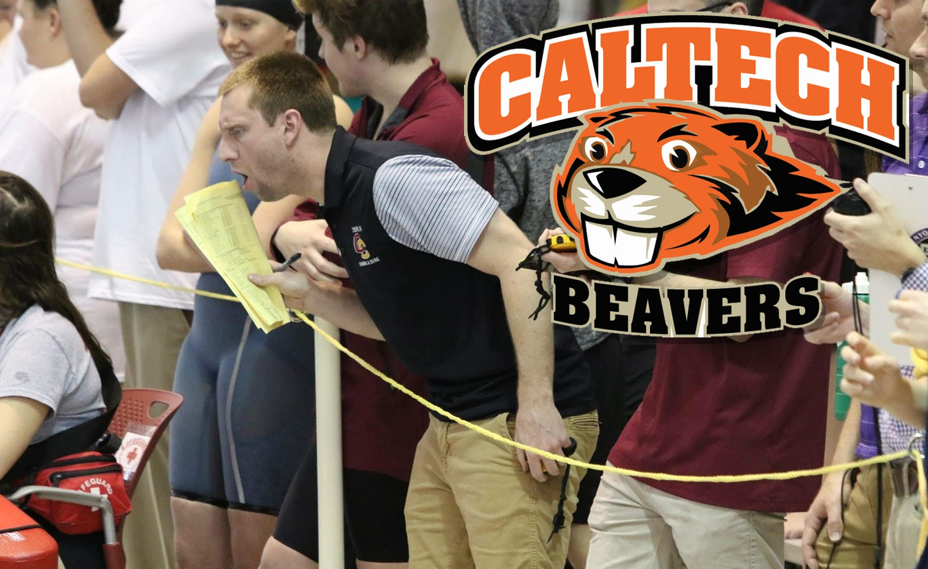 Andrew Brabson Named Swimming & Diving Coach