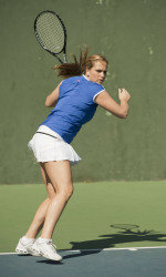 Women's Tennis Prepares for Spring Dual Matches