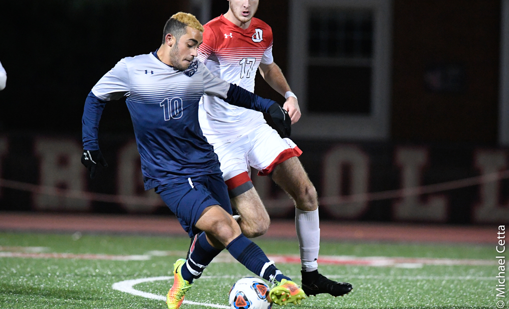 Moustafa Khattab's Second Half Tally Sends Emory Men's Soccer Through to Round of 16