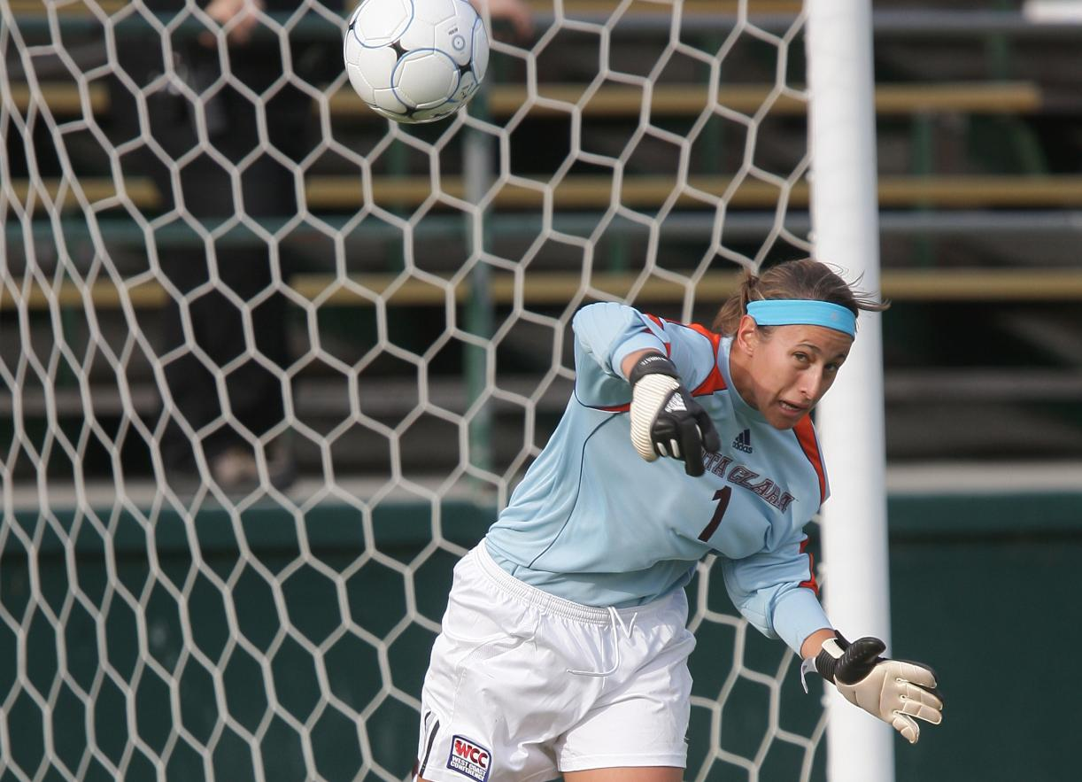Santa Clara's Henninger Named Among NCAA's Best Soccer Players
