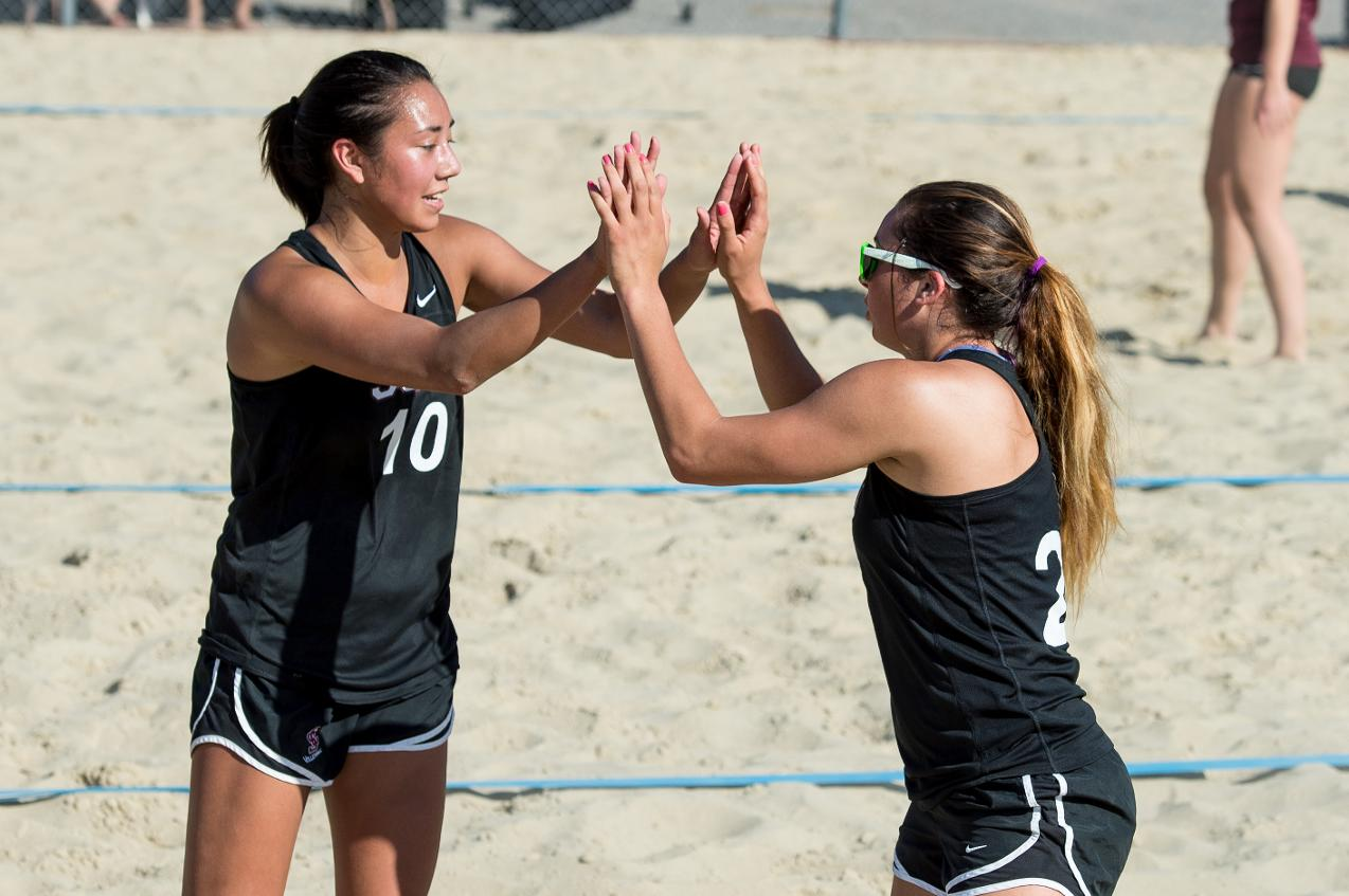 Bronco Sand Defeats Cal 3-2 To Close Out Season