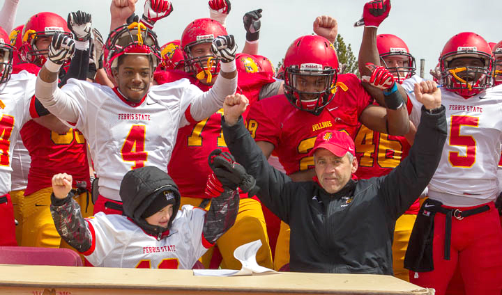 Ferris State Football Inks Five-Star Recruit Keegan Bulk!