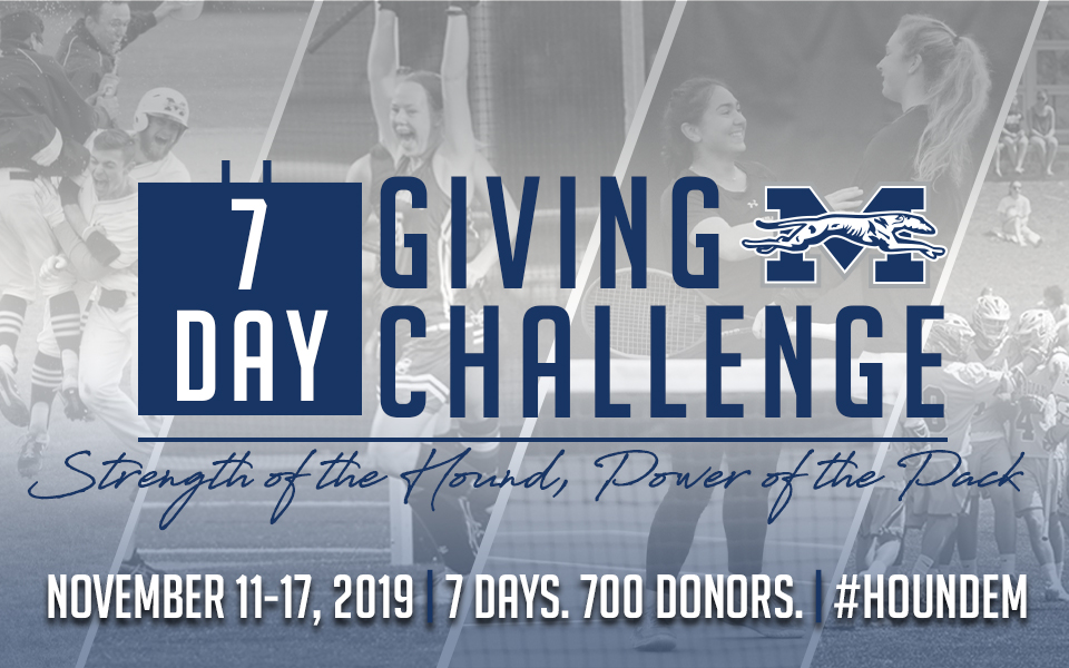 Moravian Athletics Week of Giving Set for November 11-17