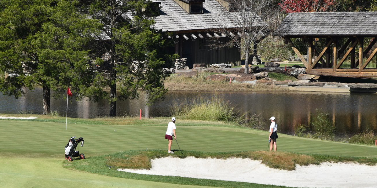 Evangel Women's Golf Wraps Up Fall Season at CofO Invite