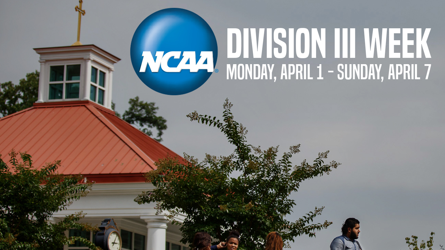NCAA Division III Week Starts Monday, Marymount Announces Schedule For Week