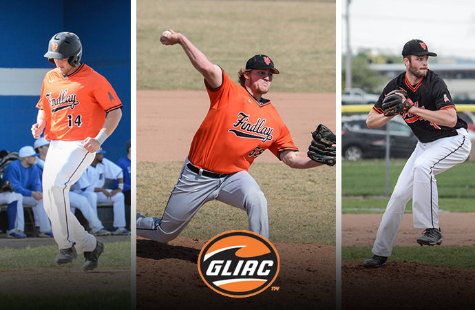 Three Earn All-GLIAC Honors | Harrah Wins Troy Berry Award