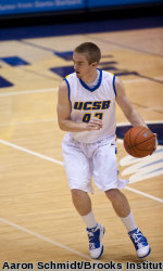 UCSB Can't Hold on In Second Half, Loses 68-60 at Northridge