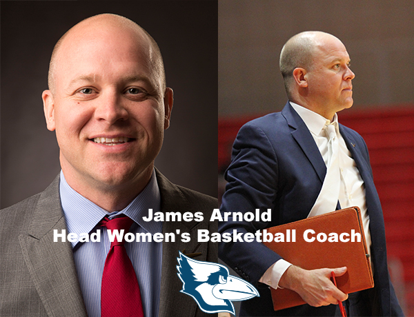 Westminster Tabs James Arnold as Head Women's Basketball Coach