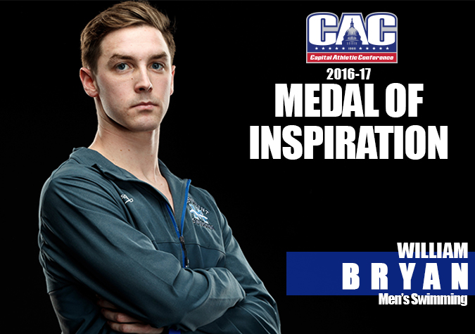 Bryan named recipient of CAC Medal of Inspiration