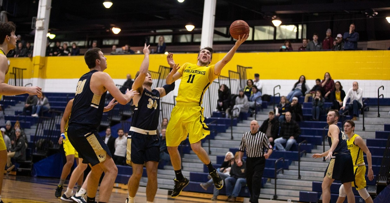 UM-Dearborn hits 15 threes in OT win over No. 13 Lourdes