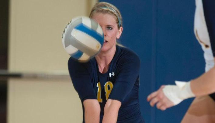 Blugold Volleyball Takes Down UW-Stout