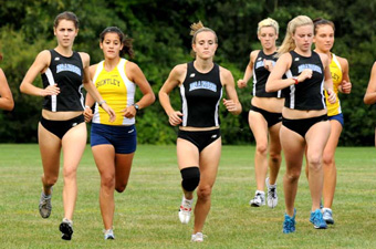 Women's cross country cracks top 35