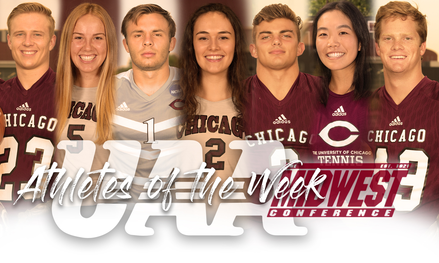 UChicago Cleans Up Athlete of the Week Awards
