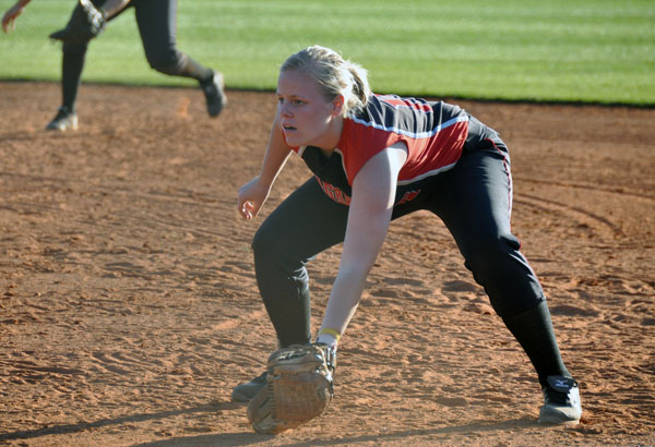 Softball: Panthers sweep Rust 12-0 and 11-0