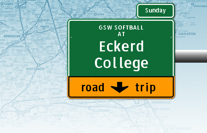 Softball Travels to St. Petersburg, Fla.