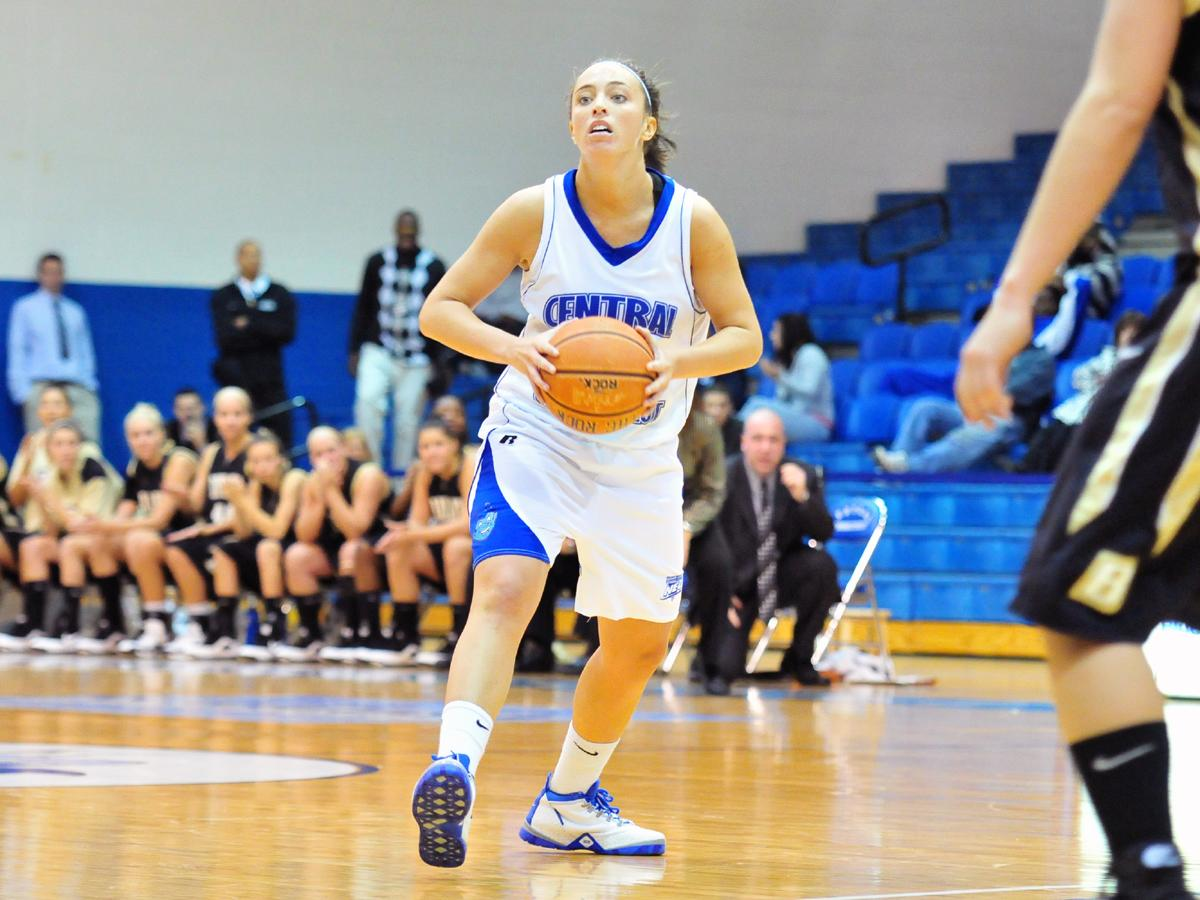 Dugan Leads Quartet of Blue Devils in Double Figures, CCSU Wins by 20 Points Over Colgate