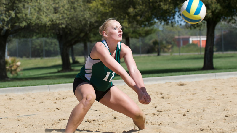 SAND VOLLEYBALL DROPS FINAL TWO MATCHES OF THE SEASON