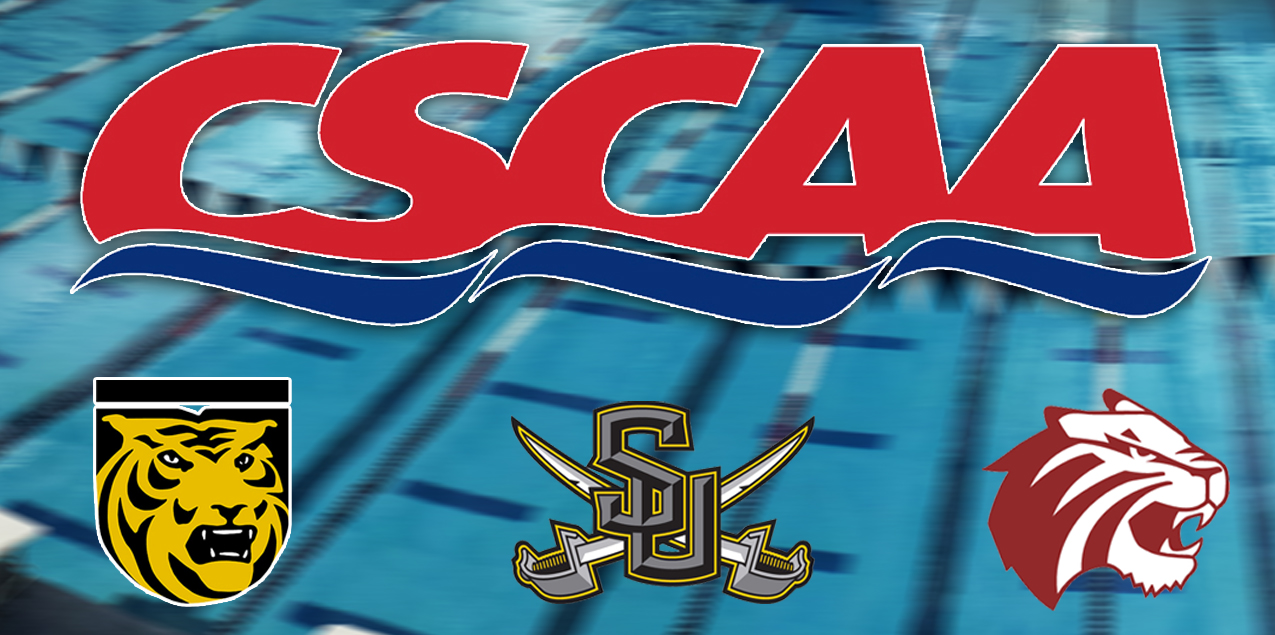 Four SCAC Men's and Women's Swimming & Diving Teams Earn CSCAA Academic Award