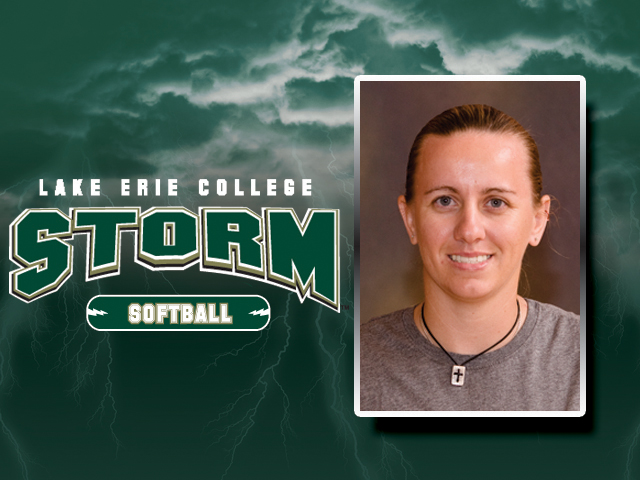 Kristin Hall Named Lake Erie Head Softball Coach