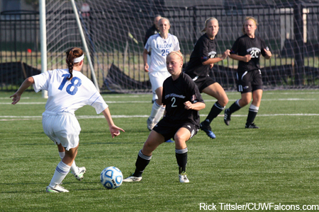 UW-Whitewater hands CUW soccer women 5-1 defeat