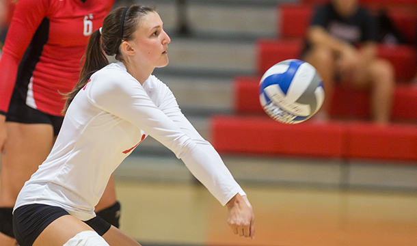 Volleyball Picked Third In Preseason Poll