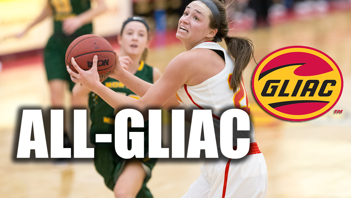 Ferris State Standout Rachel McInerney Earns All-GLIAC First Team Honors