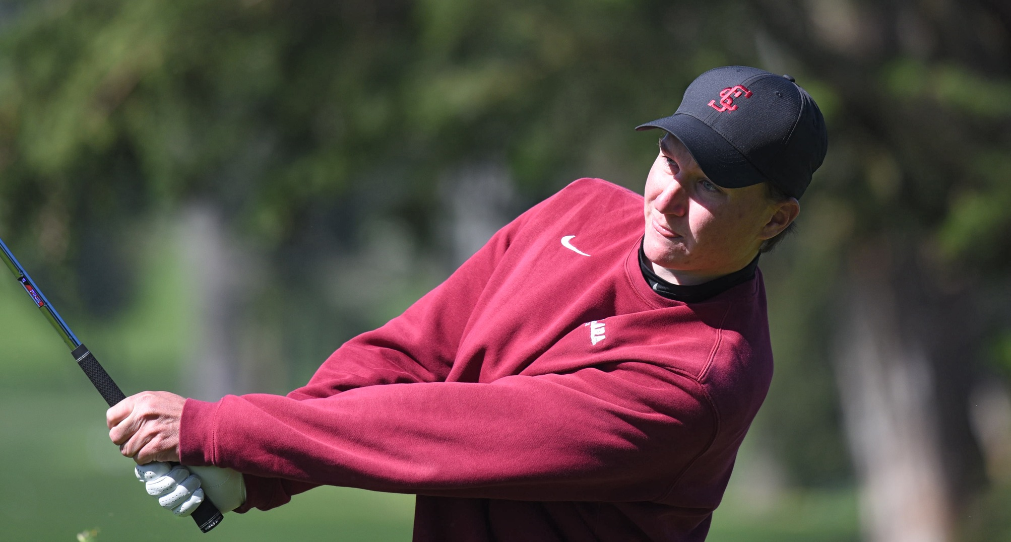 McCarty Runner-Up; Men's Golf Third At Olympic Club Intercollegiate