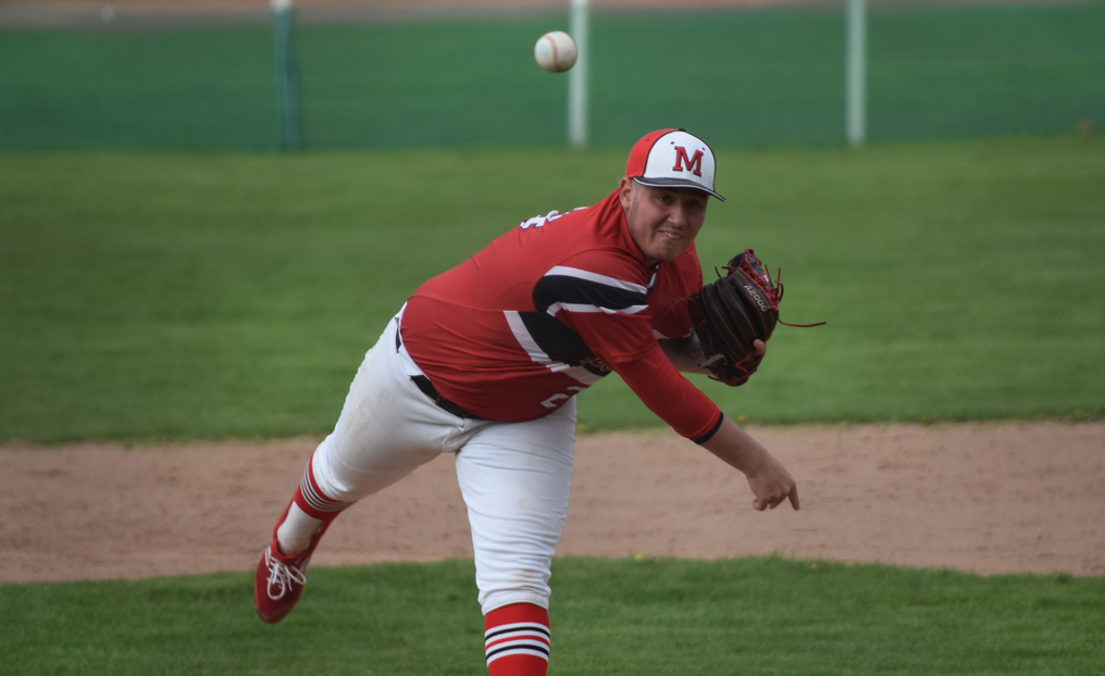 Baseball Opens NECC Championship with Win Over ENC