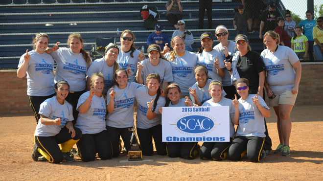 Southwestern Wins Second SCAC Softball Championship
