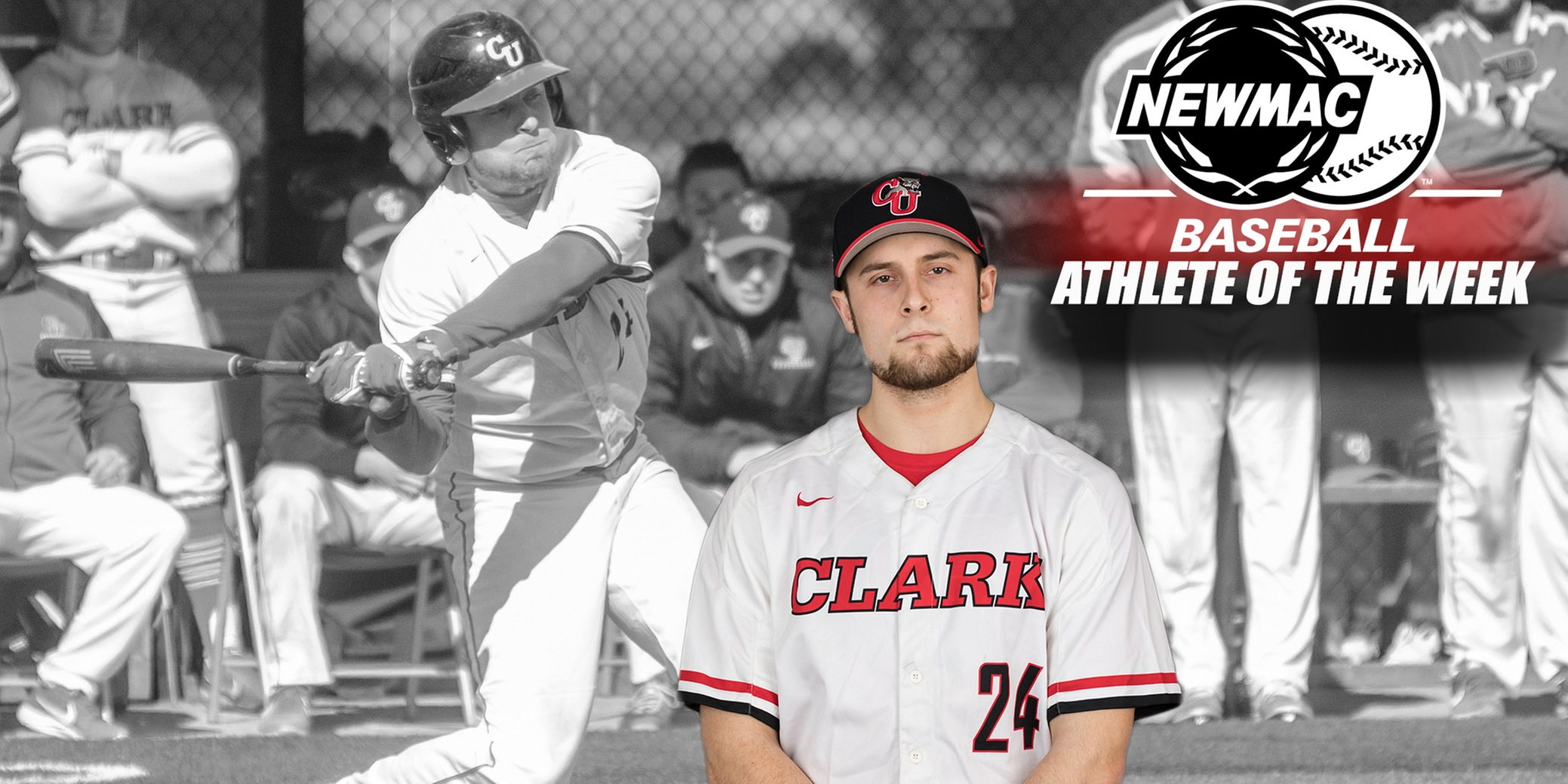 Thibault Named NEWMAC Baseball Athlete of the Week