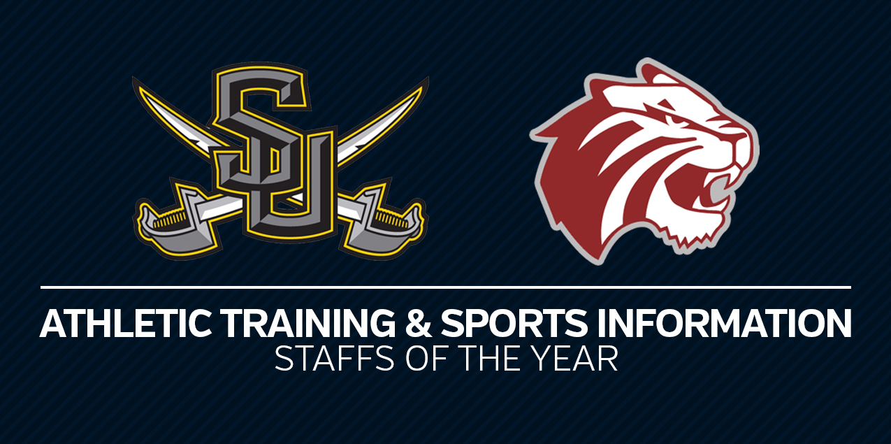 Southwestern, Trinity Honored with Athletic Training and Sports Information Staff of the Year Awards