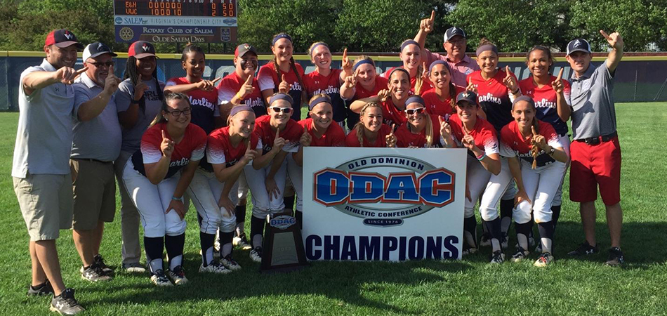 The Marlins won their 10th ODAC Championship, most in league history