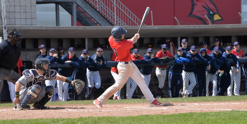 Jordan Swiss had a pair of doubles and three RBI in Saturday's victory over Walsh...