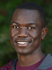 Branson Oduor, Salisbury, Men's Cross Country, Sophomore