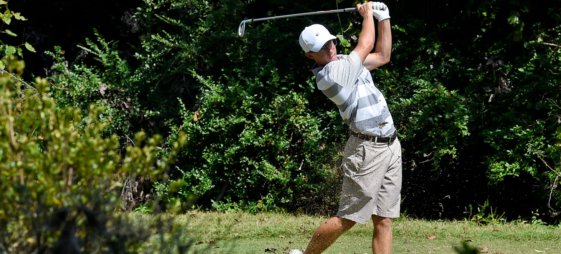 Men's Golf in 12th Place after Day One of Southern Tide Intercollegiate