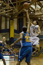 Wilson Leads Gauchos to 90-81 Upset of 24th-Ranked UCLA