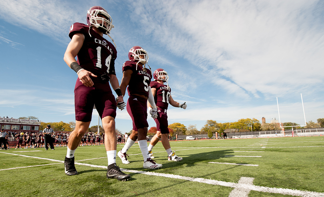 Maroon Football Featured by Sports Illustrated's @MMQB