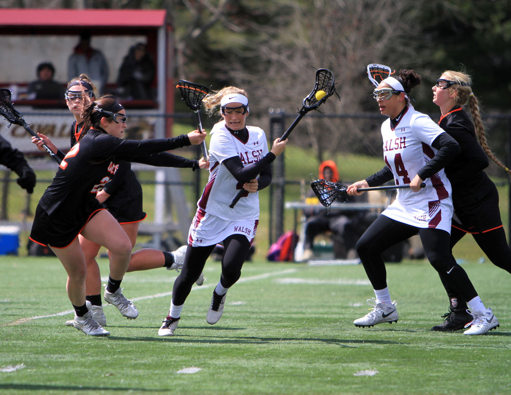 Walsh Falls To Findlay In G-MAC Action