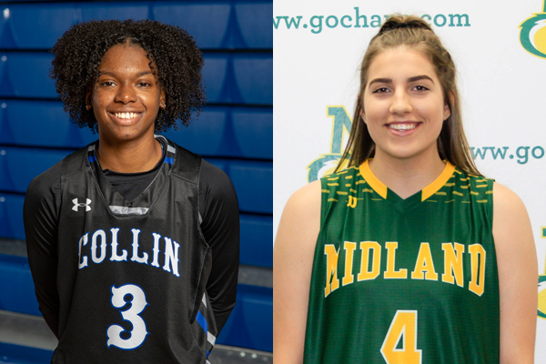 Region V Women's Basketball Players of the Week (Feb. 19)