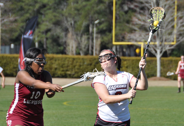 Lacrosse:  Huntingdon turns back Panthers' comeback