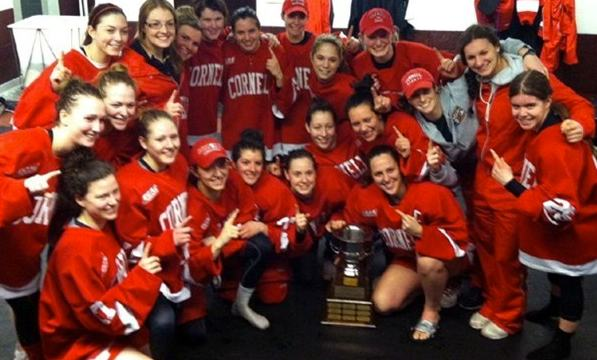 Cornell Claims Fourth Consecutive Regular-Season Crown