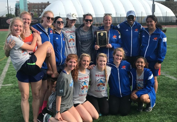 Bears Earn Top Finish at Division III New England Championship