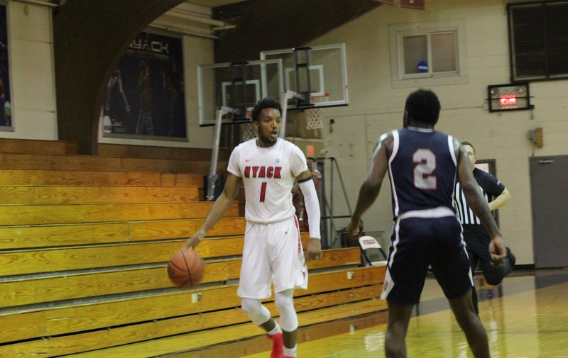Nyack Men's Basketball Falls to Post