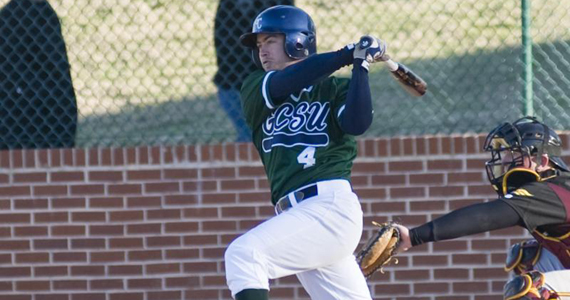 #18 Baseball Pushes Back Series with Augusta State