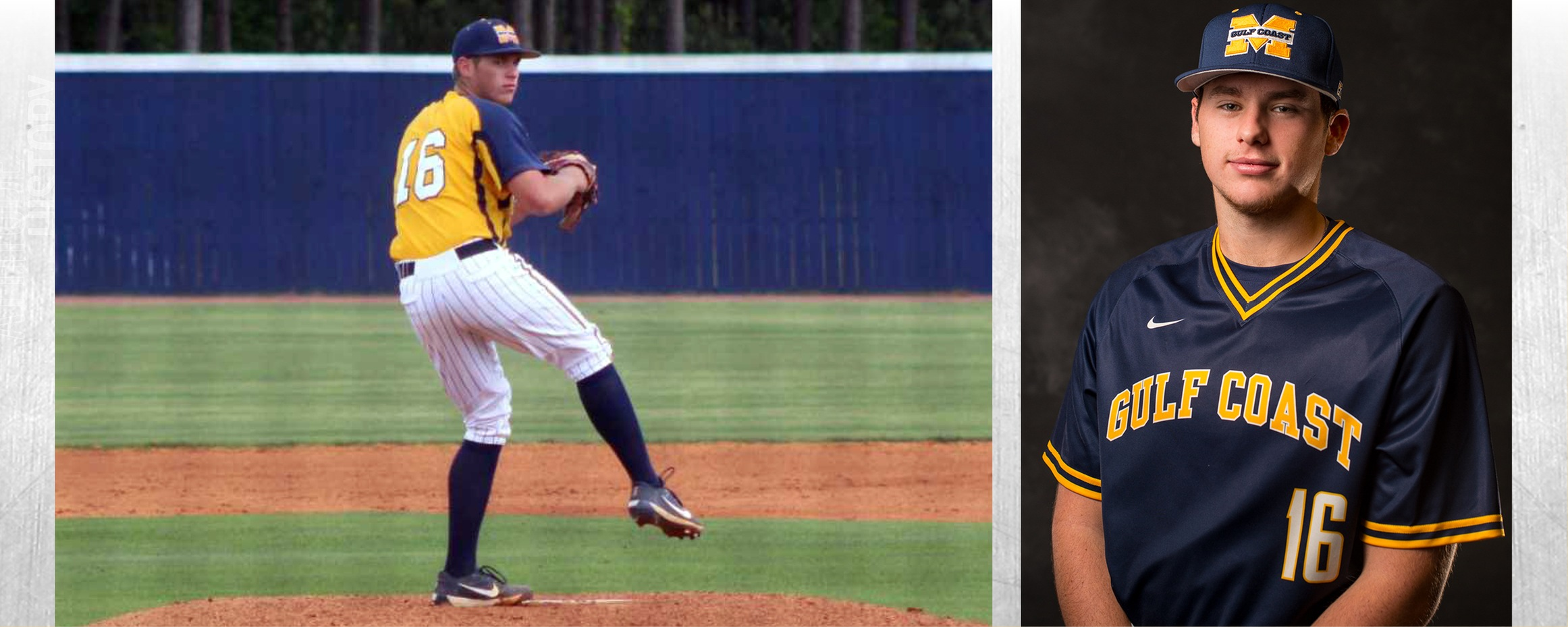 Lewis named MACJC Pitcher of the Week