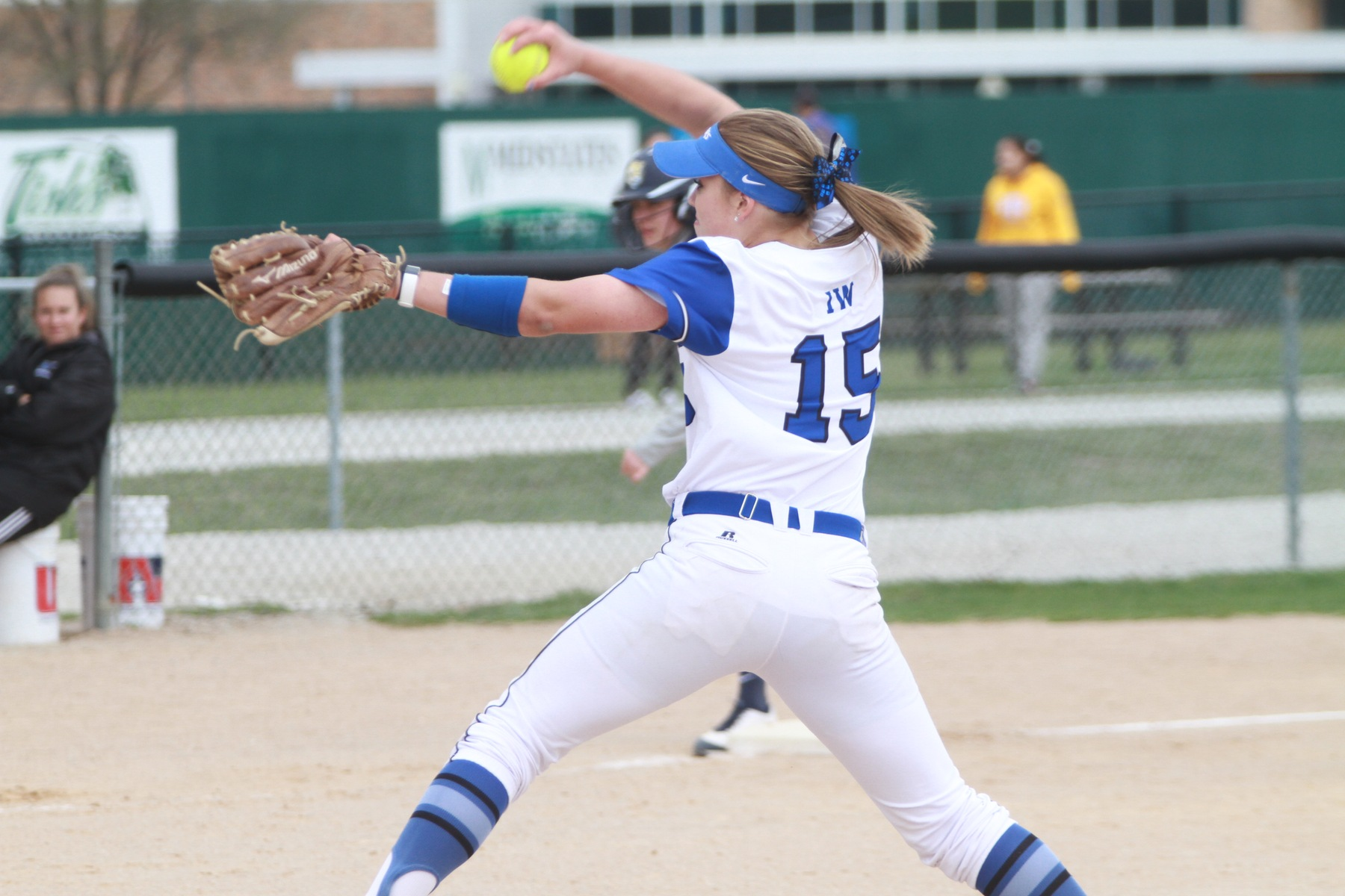 Hicks rakes in All-American honors, earns NJCAA, NFCA, FPN recognition, Gregory named to NFCA All-Midwest squad