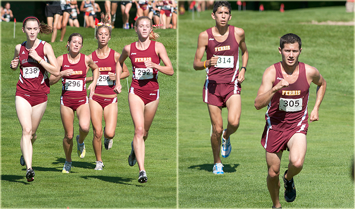 Ferris State Cross Country Teams Ranked Nationally