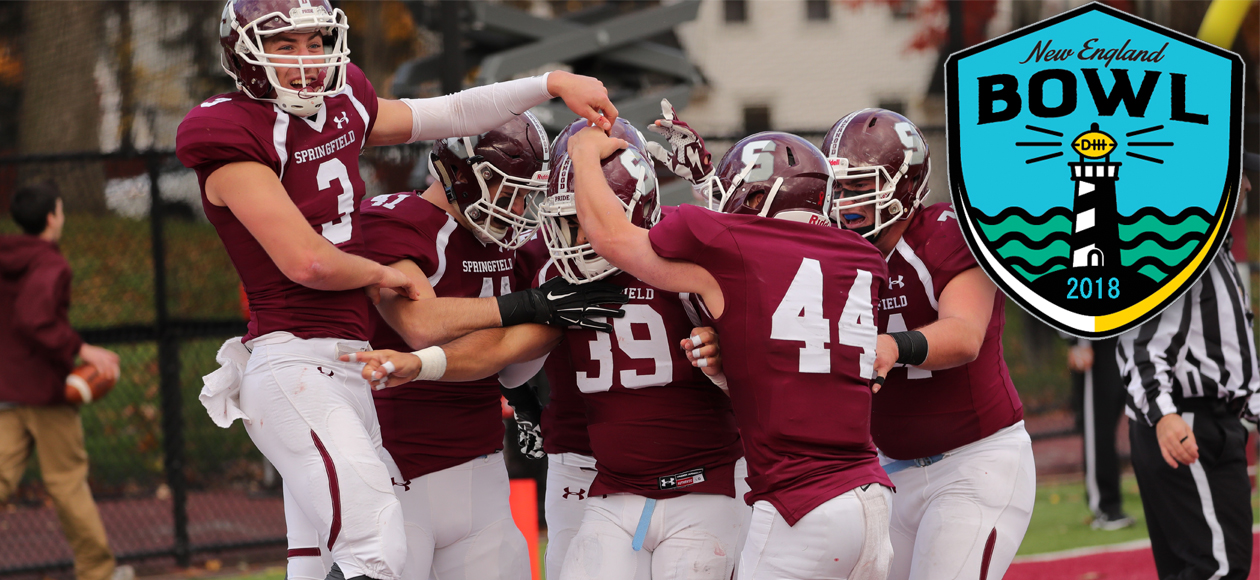 BOWL BOUND - Springfield College to Host Maritime in New England Bowl