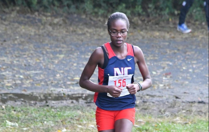 Bornes Changwony Finishes 4th at CACC Cross Country Championship