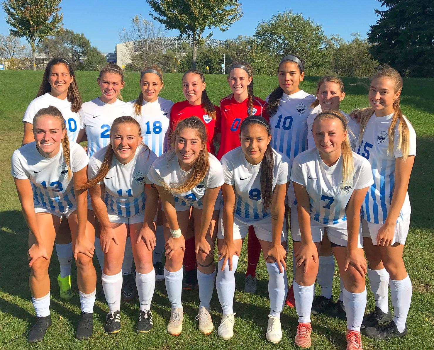 Reivers beat Hawkeye 8-0 on Sophomore Day